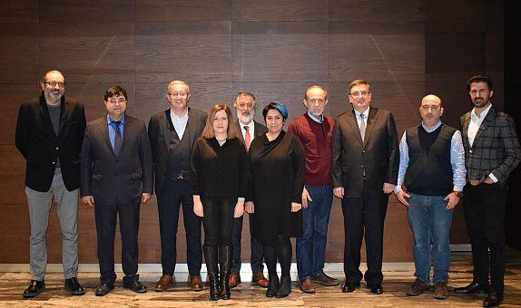SEYAD, 2019 Yılı Mali Genel Kurulunu Gerçekleştirdi