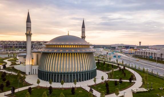 Ali Kuşçu Camisi Dünyanın İlk 'LEED Altın' Sertifikalı Camisi Oldu