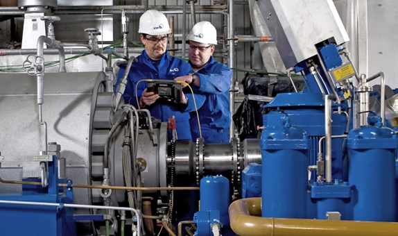 KSB'den Enerji Santrallerine Pompalar ve Vanalar: Enerji Üretimini Maksimize Etme class=