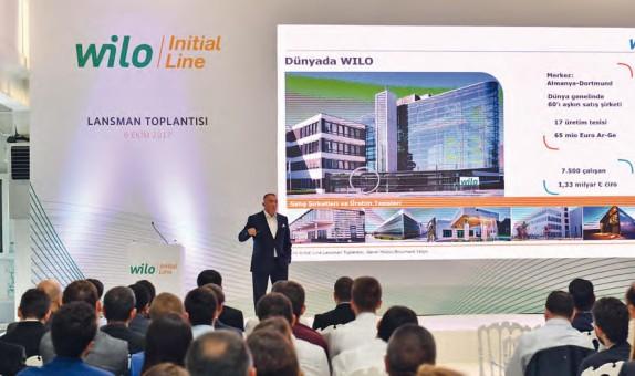 Wilo, Initial Line Ürün Serisini Tanıttı class=