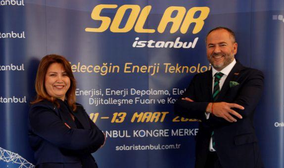 Solar İstanbul 11-13 Mart'ta İstanbul'da