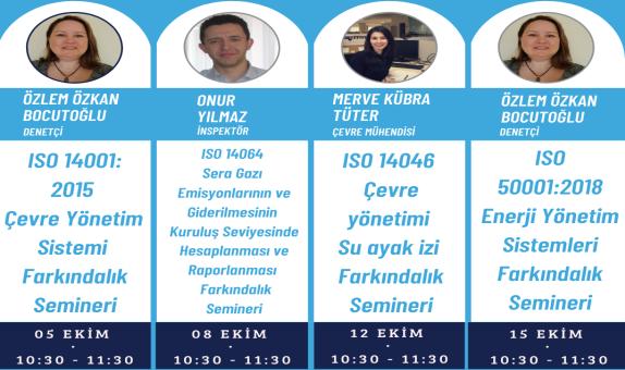 ÇEDBİK Etkinlikleri Türk Loydu Farkındalık Seminerleri ile Devam Ediyor