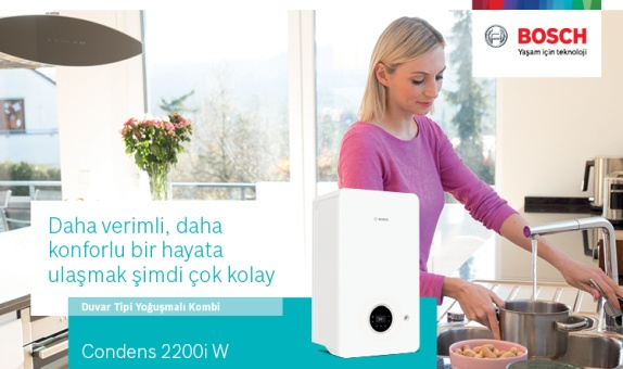 Bosch Condens 2200i W Tanıtımı class=