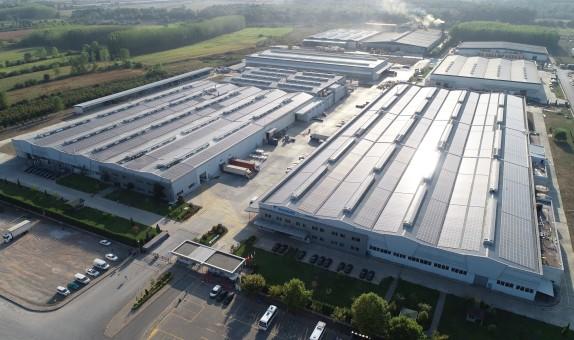 Daikin Yeşil Fabrikasında Kendi Enerjisi ile Üretim Yapıyor
