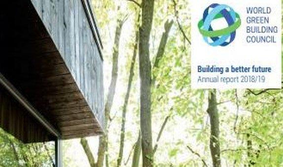 Dünya Yeşil Binalar Konseyi 2018-19 Yıllık Raporu Yayınlandı