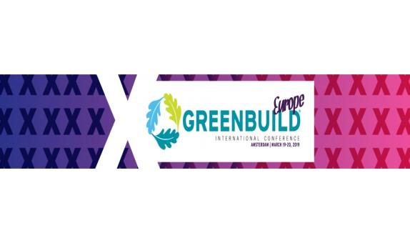 GreenBuild Europe Mart 2019'da Gerçekleşecek