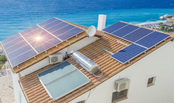 Güneş Enerjisiyle Evlerin İklimlendirilmesi Mümkün