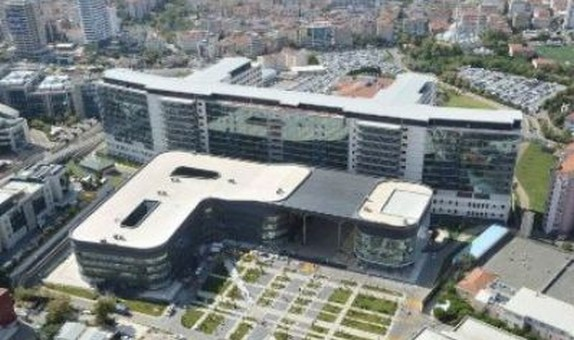 Kartal Dr. Lütfi Kırdar Hastanesi'ne LEED Gold Sertifikası