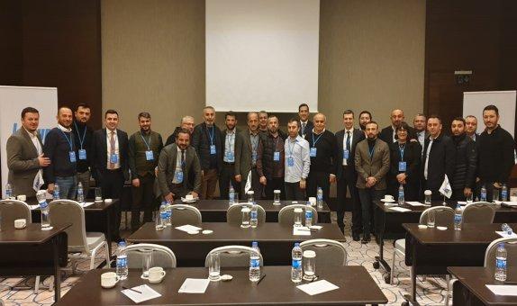 Knauf Türkiye Bölgesel Çalıştayı Samsun'da Gerçekleştirildi