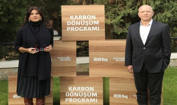 Koç Holding, 2050 Karbon Nötr Hedefi için 'Karbon Dönüşüm Programı'nı Başlattı