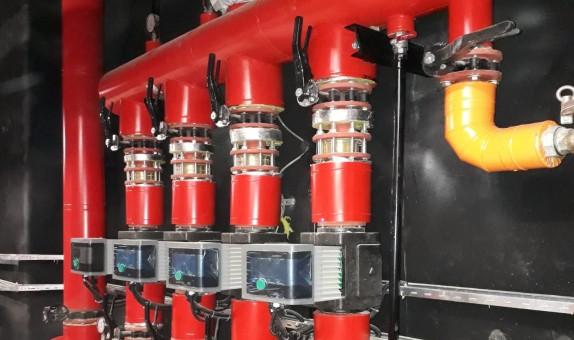 LEED Adayı Nidapark Küçükyalı'da Wilo Markalı Dünyanın İlk Akıllı Pompası Kullanılıyor