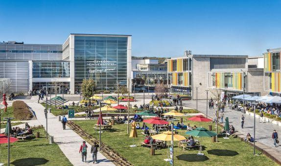 Özyeğin Üniversitesi 'GreenMetric 2019  Vakıf Üniversiteleri Arasında Türkiye Birincisi