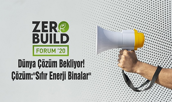 Sıfır Enerjili Binalar ZeroBuild Forum20'de İnşa Edilecek