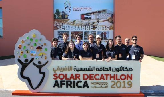 Solar Decathlon Afrika Yarışması başladı!