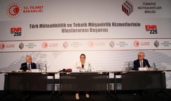 Türkiye, Yurtdışı Müteahhitlikte 44 Firma İle Dünya İkincisi Oldu