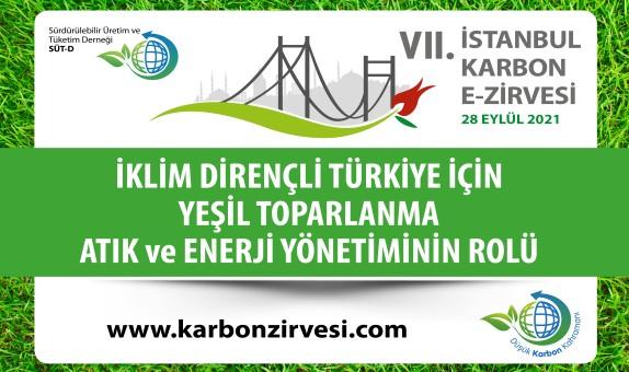 VII. İstanbul Karbon E-Zirvesi