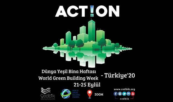Yeşil Binalar Haftası Kutlanıyor