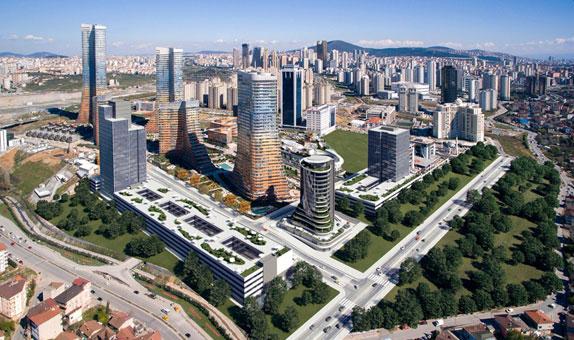LEED Gold Sertifikalı Worldwide Business Center