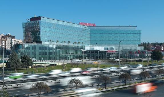LEED Platinum Sertifikalı Memorial Bahçelievler Hastanesi