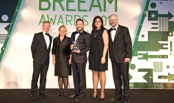 Forum Kayseri, BREEAM 2018'in 'Ticari Projeler' Kategorisinde Birinci Oldu