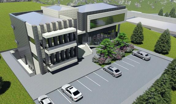 LEED Platinum Sertifikalı Afyon Çimento İdari Binası'nda FORM İmzası