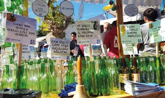 Avrupa'nın 'Çevresel ve Sosyal İnovasyon' Gümüş Ödülü Şişecam'ın Oldu