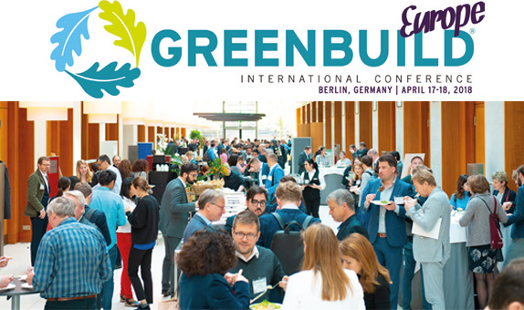 Greenbuild Europe 2018 Konferansı