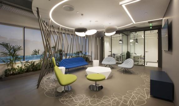 LEED Gold Sertifikalı BASF Merkez Ofisi