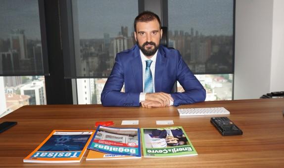Danfoss İş Geliştirme Müdürü Murat Erdoğan:  'Enerjide Alternatif Çözüm: Bölgesel Isıtma'
