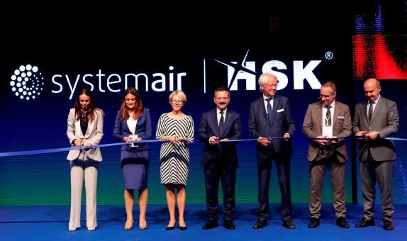 Systemair HSK, LEED Gold Sertifikalı Klima Santrali Fabrikasını Açtı class=