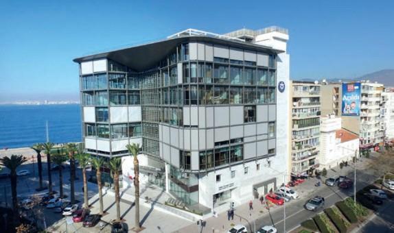 Yüksek Performanslı Bir Yeşil Bina: İzmir Ticaret Odası Yeni Hizmet Binası