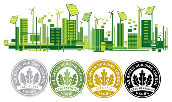 Yeşil Binalar ve Leed Sertifikaları class=