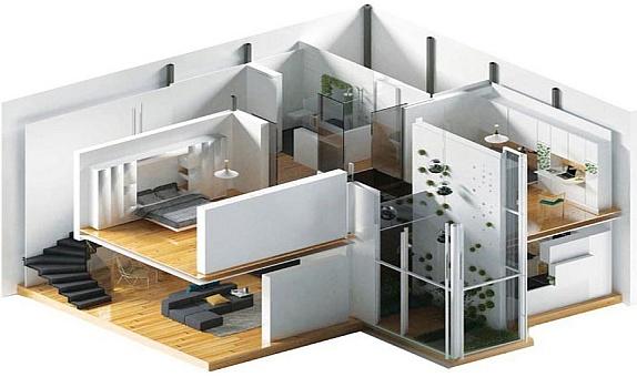Pozitif Enerjili Bir Evde Bina Yönetim Sistemi(*) class=