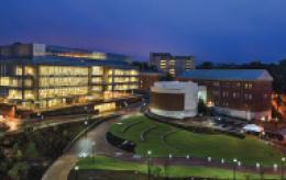 LEED Gold Sertifikalı North Carolina Üniversitesi Genom Bilimleri Binası