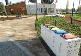 LEED Platin Sertifikalı Gaziantep Ekolojik Binası (İnsan Kaynakları Merkezi)