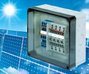 Solar Bağlantı Kutularında Yerleşim; Fotovoltaik Sistemler için Klemensler