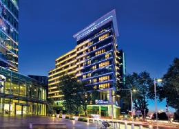 LEED Gold, Greening Hotel ve Yeşil Yıldız Sertifikalı Park Dedeman Levent