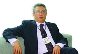 Alarko Carrier Pazarlama & Destek Grup Koordinatör Yardımcısı ve Türkiye'nin ilk LEED AP'si Hırant Kalataş: