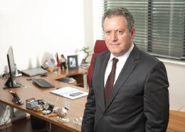 Tepe Betopan Genel Müdürü Özgür Sezginer: