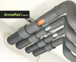 Yangın Anında Isı ile Genleşen Armaflex Protect