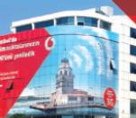 LEED-Commercial Interiors (CI) Kategorisinde Platin Sertifikalı Vodafone Operasyon Merkezi