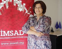 İMSAD İş Geliştirme Koordinatörü Gonca Ongan: