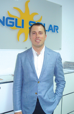 Yingli Solar Türkiye Ülke Müdürü Uğur Kılıç: