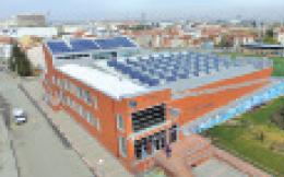 LEED Gold Sertifikalı Eskişehir Tepebaşı Belediyesi Su Sporları Merkezi