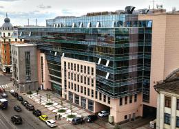Rusya'nın ilk LEED Sertifikalı Ticari Ofis Projesi Türk Danışmanlar ile Hayata Geçti: Renaissance Pravda Business Center