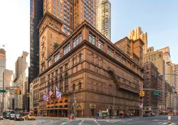 Carnegie Hall, LEED Gümüş Sertifikası Aldı