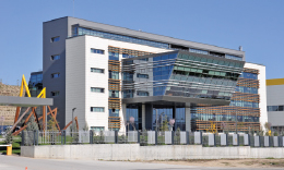 Prokon-Ekon Şirketler Grubu Yönetim Binası