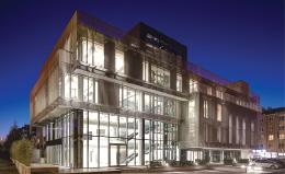 LEED Platinum Sertifikalı Türkiye Müteahhitler Birliği Binası
