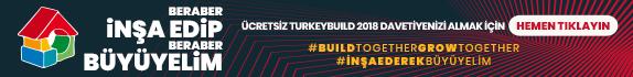 YAPI FUARI - Ücretsiz TurkeyBuild Davetiyesi